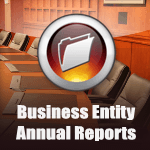 File Your Business Entity Annual Report