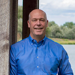 Portrait of Greg Gianforte
